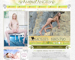 Charming girl from Amour Angels