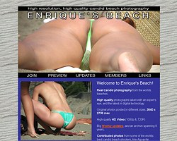 Enrique's Beach
