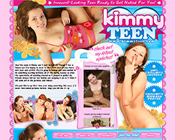 Young sexy Kimmy Teen