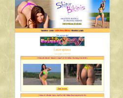 Shiny Bikinis
